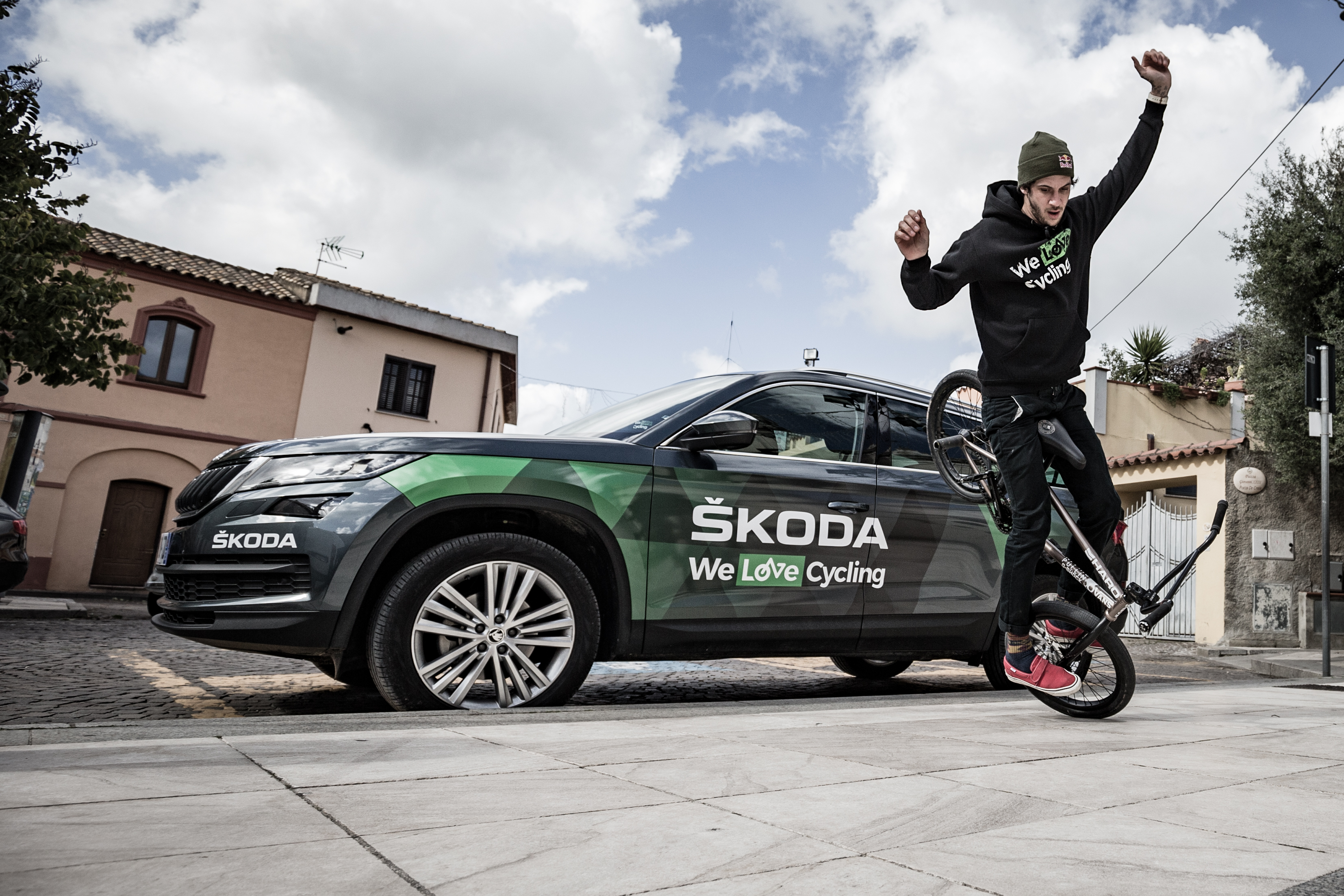2018 SKODA We Love Cycling France